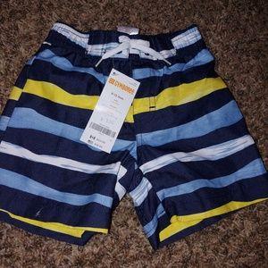 Baby boy swim shorts